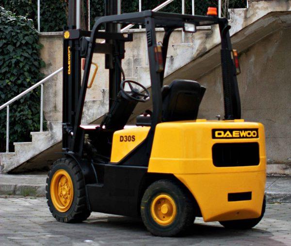 Daewoo D30s3 Fh Forkliftmanual Com